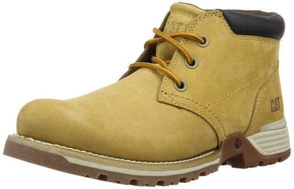 Cat Footwear Mens Newberg Mid Chukka Boots SS_5392
